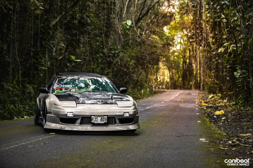 Nissan Silvia S13 tuning custom wallpaper