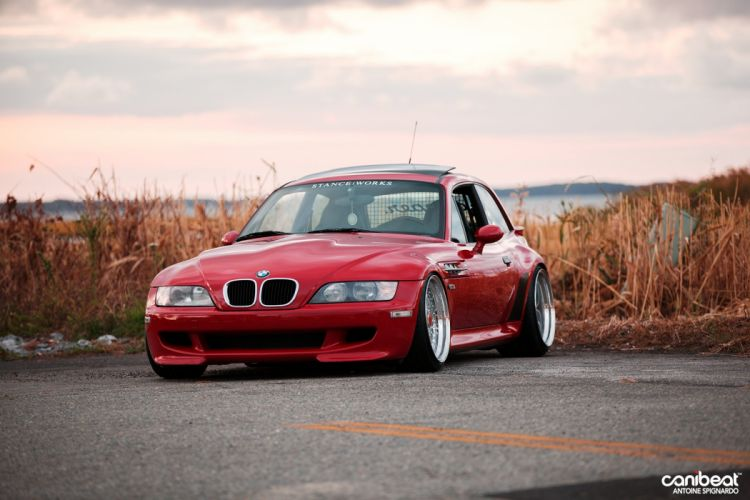 BMW MCoupe tuning custom wallpaper