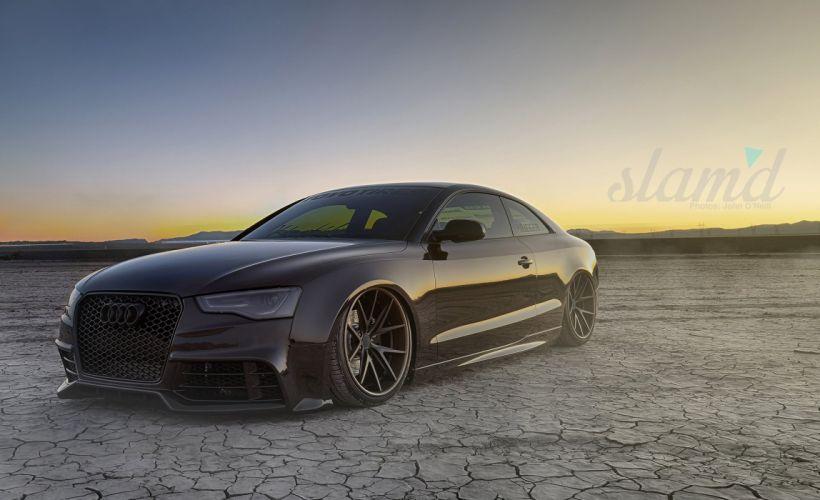 2014 Audi A-5 Quattro tuning custom wallpaper