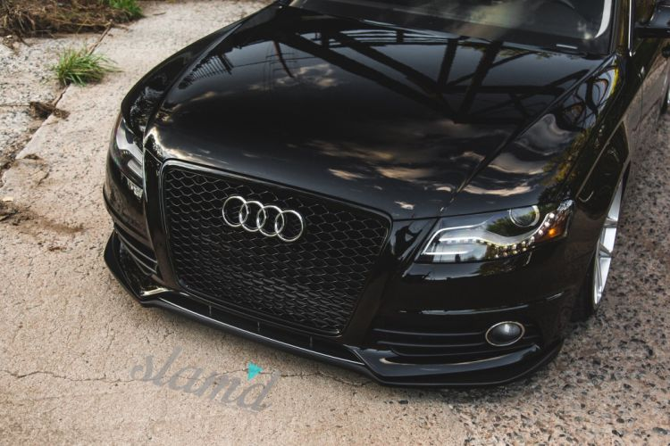 2009 Audi A-4 Quattro tuning custom wallpaper