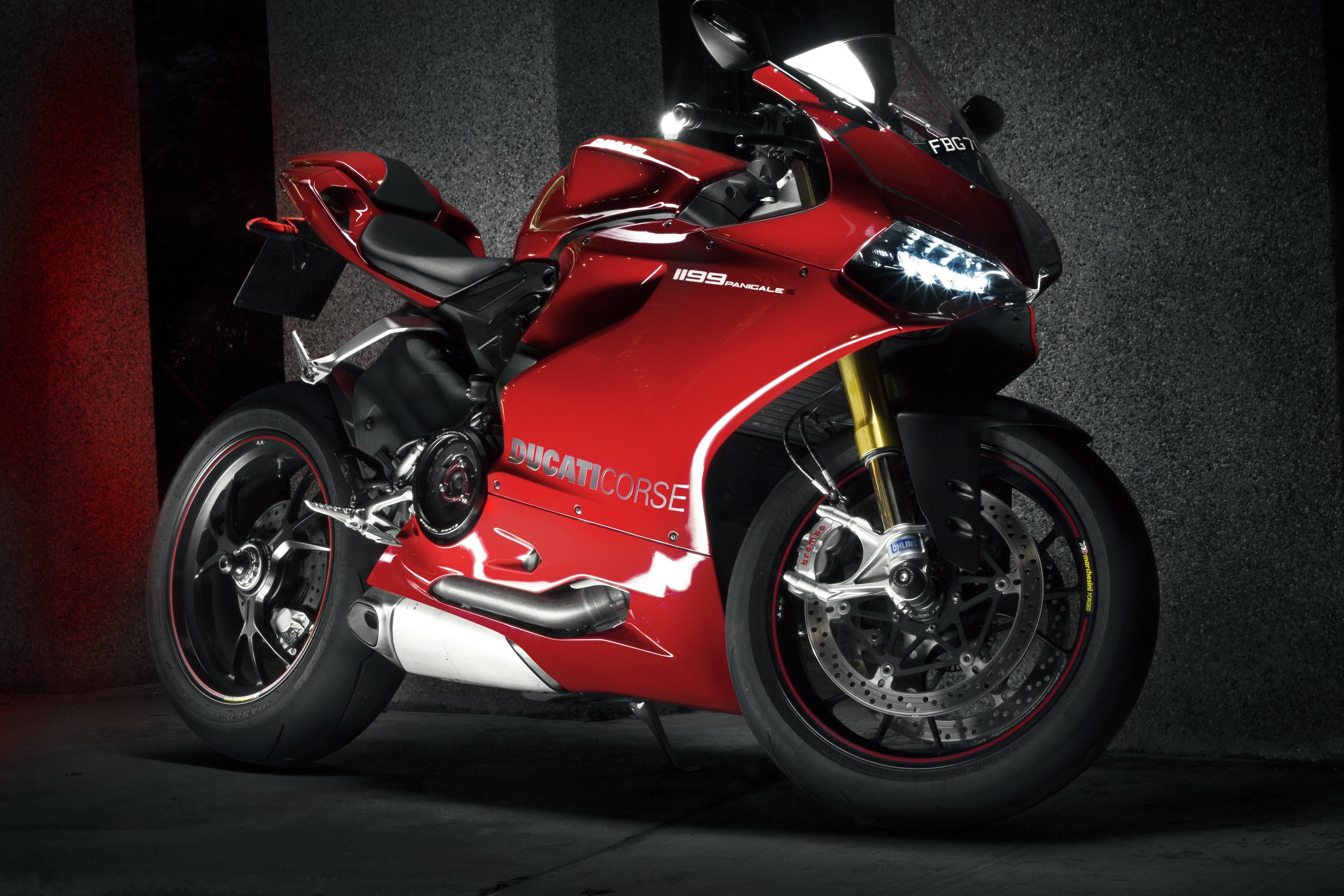 Superbike Hd Wallpaper Full Screen: Ducati 1199 Panigale Wallpaper