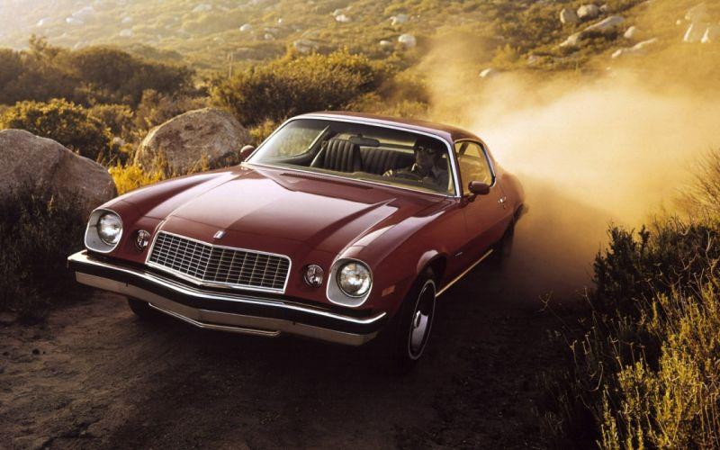 Chevrolet Camaro 1974 wallpaper