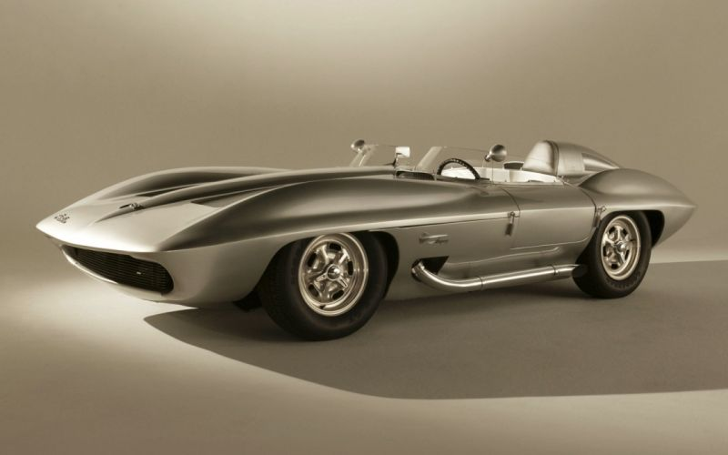 Chevrolet Corvette Stingray Concept car 1959 wallpaper