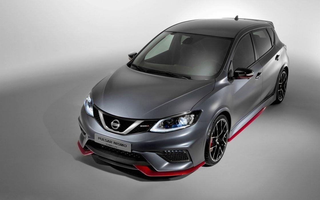 Nissan pulsar nismo wallpaper