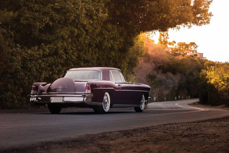 Lincoln Continental Mark ii 1956 wallpaper