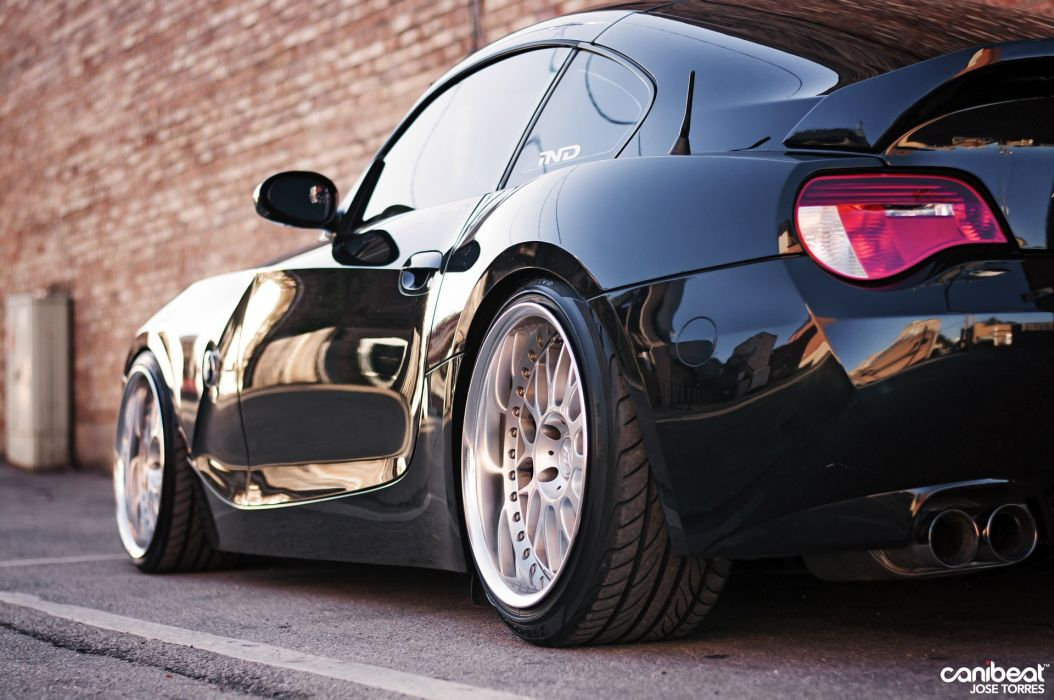 BMW Z-4 Mcoupe tuning custom wallpaper