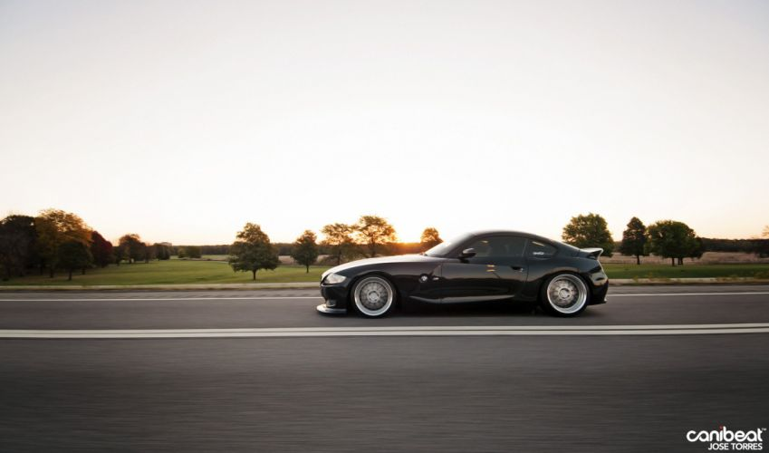 BMW Z-4 Mcoupe tuning custom wallpaper