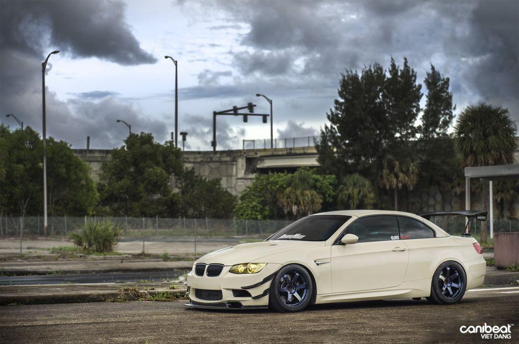 2008 BMW 335I tuning custom wallpaper