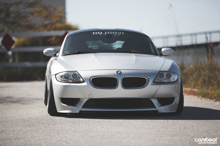 2007 BMW Z-4 M tuning custom d wallpaper