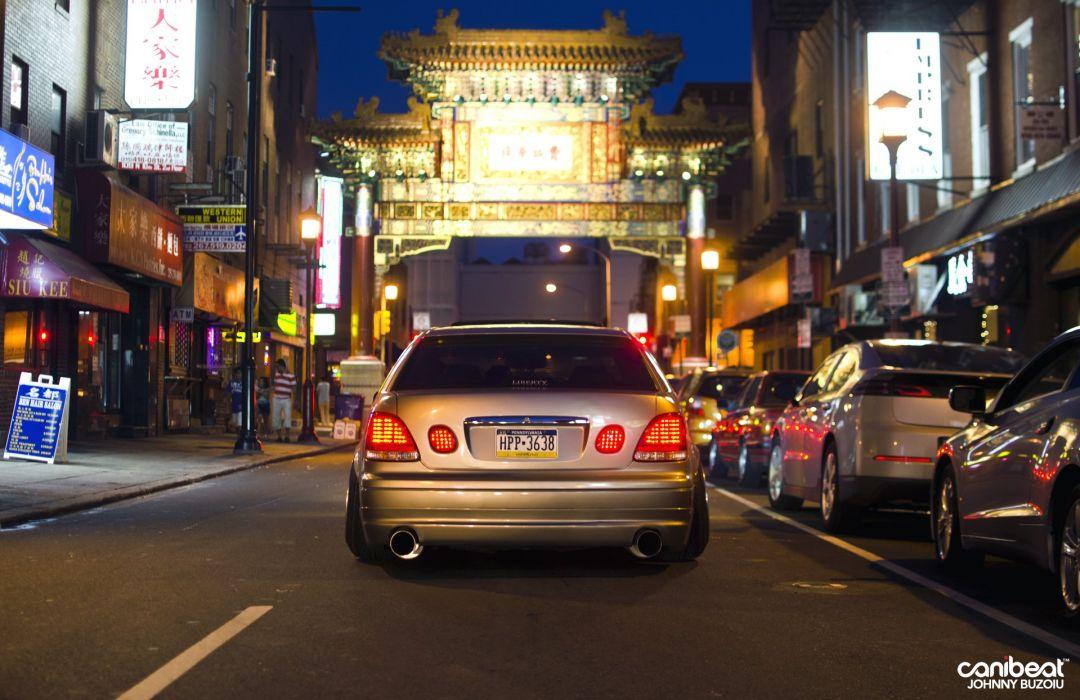 1999 Lexus GS300 tuning custom wallpaper