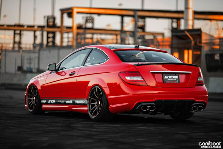 Mercedes Benz E350 C350 2010 2012 tuning custom wallpaper