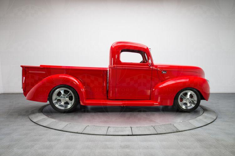 1940 Ford Pickup hot rod rods retro custom wallpaper