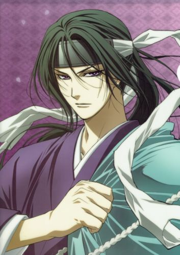 Hakuouki Shinsengumi Kitan Series anime character guy cool wallpaper