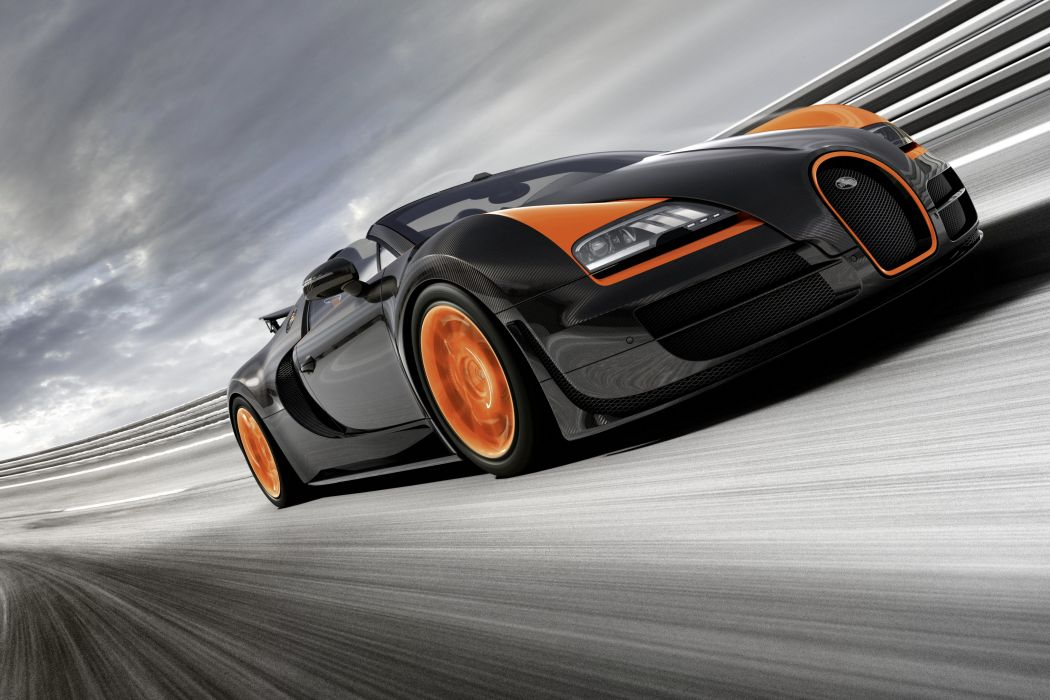 Bugatti Veyron Grand Sport Roadster Vitessequot Wrc Edition 2013