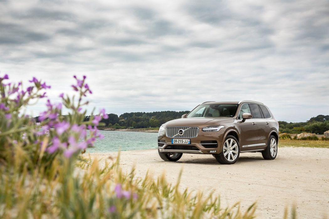 Volvo XC90 D5 Inscription cars suv 2015 wallpaper