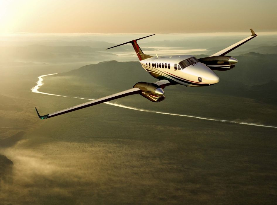 BEECHCRAFT aircraft airplane wallpaper