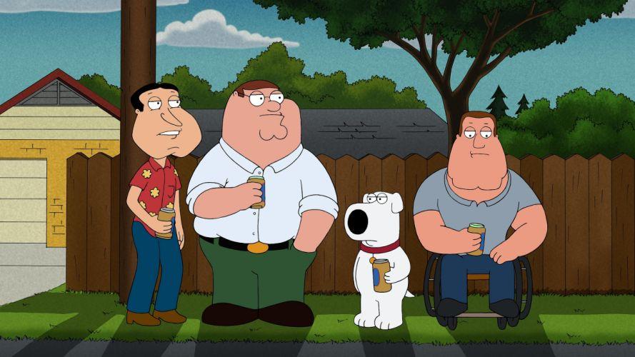 family guy cartoon humor funny series wallpaper