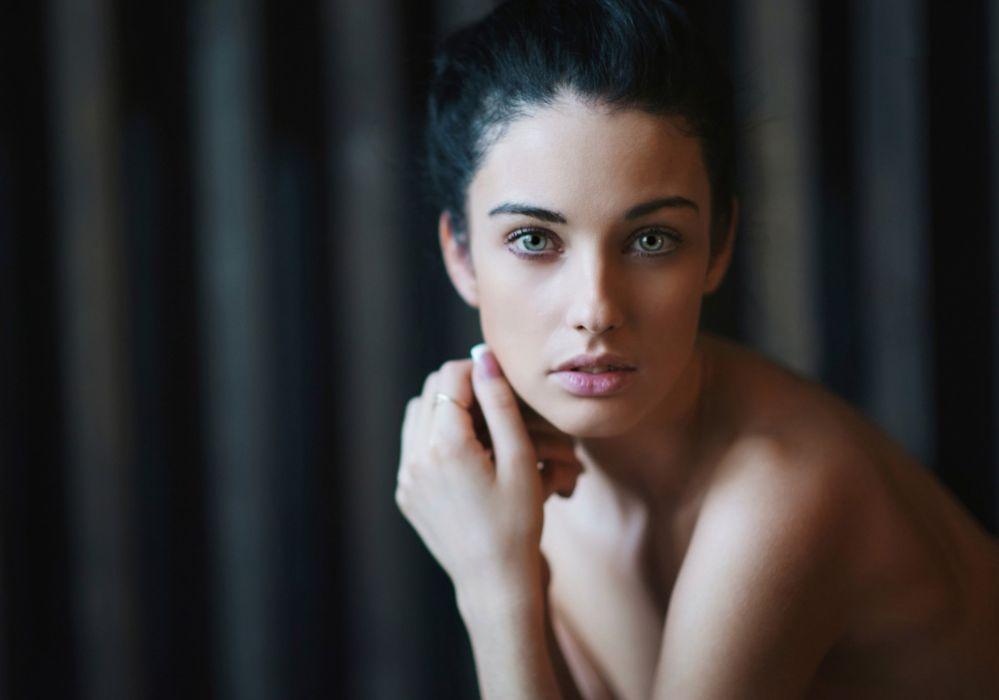 ALTA BERGER model adult actress sexy babe fashion style asian women woman 1BERGER maxim maximov brunette mood portrait wallpaper