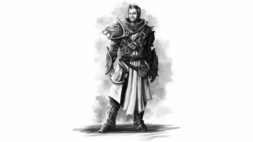 DIVINITY ORIGINAL SIN adventure strategy tactical fantasy sci-fi warrior rpg online 1dosin action fighting wallpaper