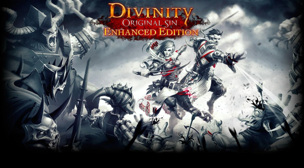 Divinity Original Sin Adventure Strategy Tactical Fantasy