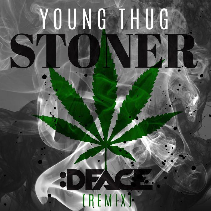 YOUNG THUG Gangsta Rapper Rap Hip Hop 1ythug Weed 420 Drugs Marijuana Wallpaper