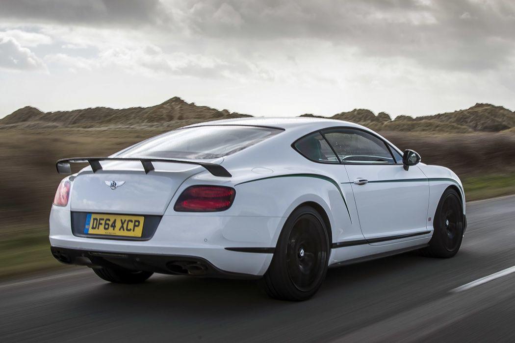 2015 Bentley Continental GT3-R cars racecars wallpaper