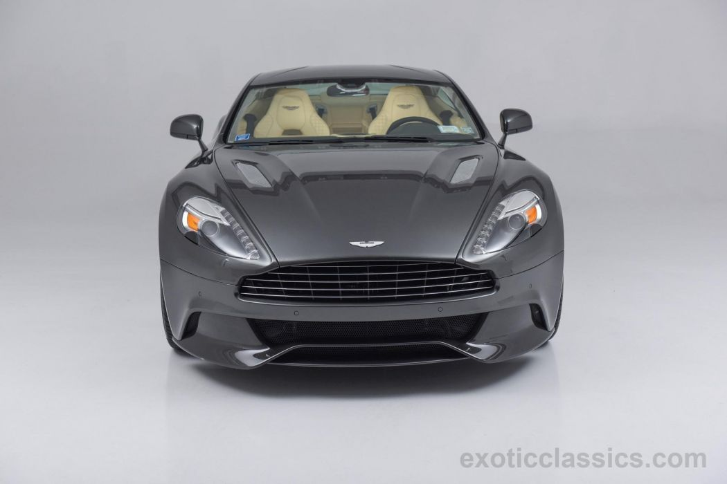 2014 Aston Martin Vanquish Coupe cars wallpaper