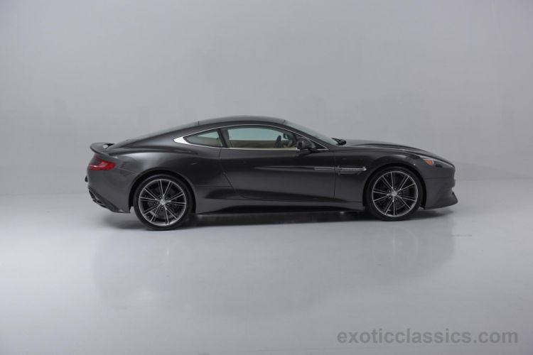 2014 Aston Martin Vanquish Coupe cars wallpaper