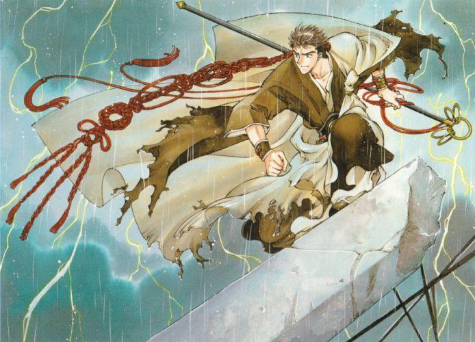 X Series anime guy Artbook Sorata Arisugawa Character wallpaper