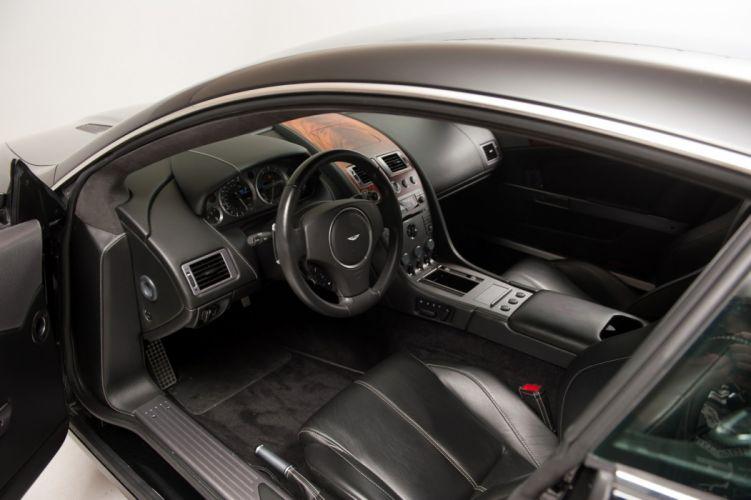 2007 Aston Martin DB9 Coupe cars black wallpaper