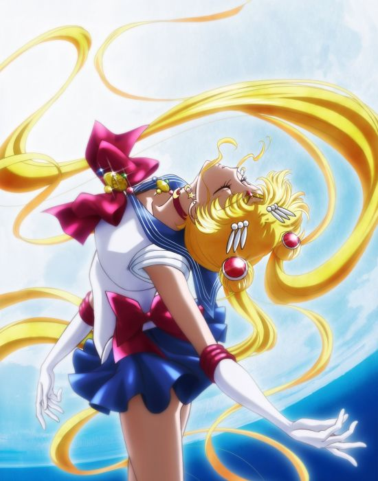 Bishoujo Senshi Sailor Moon Series Sailor Moon Character magic girl anime blonde wallpaper