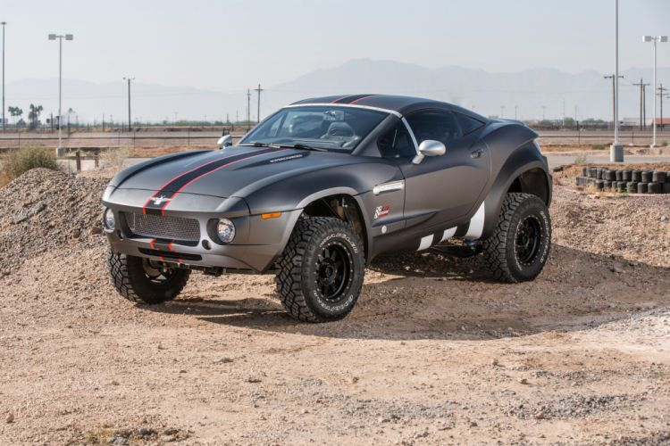 Local Motors Rally Fighter 2010 cars wallpaper