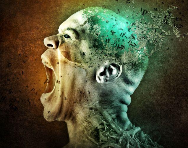 NEOLOGIST melodic death metal heavy dark fantasy poster psychedelic wallpaper