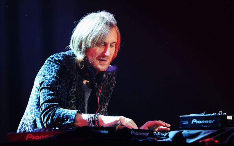 DAVID GUETTA house edm electro electronic disc jockey electropop pop 1dguetta techno concert wallpaper