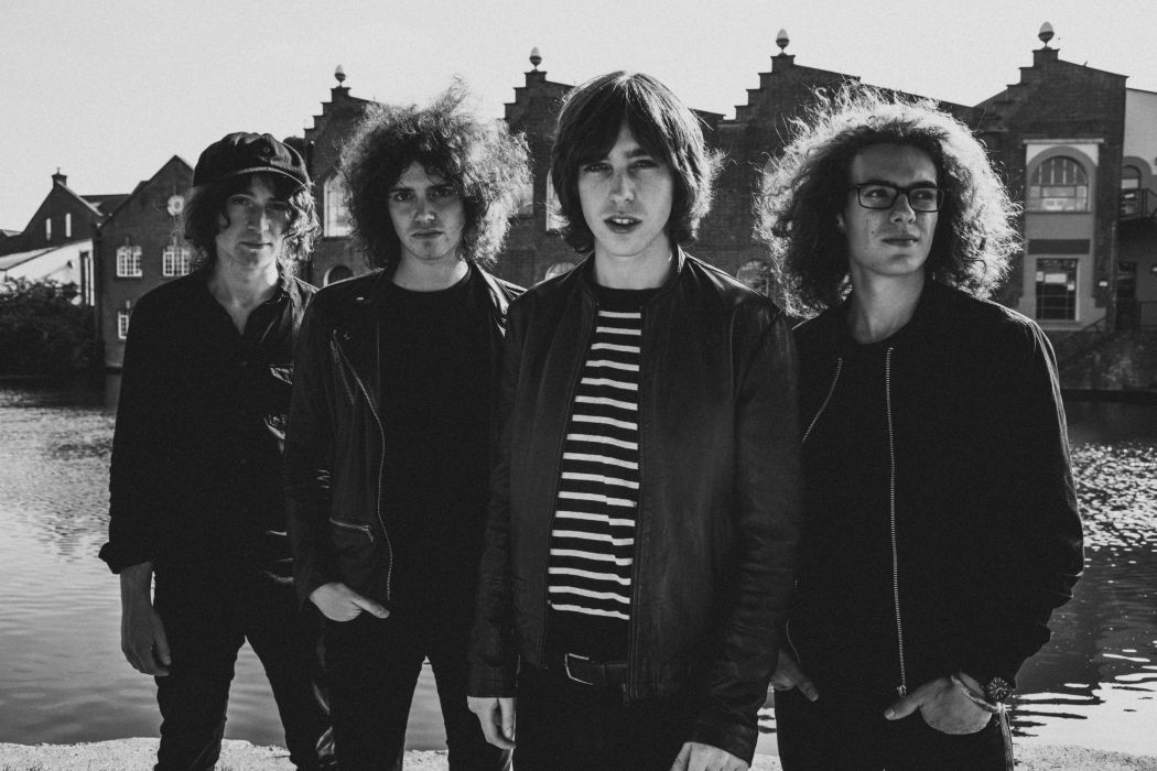 CATFISH BOTTLEMEN Indie rock pop roll wallpaper