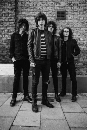 CATFISH BOTTLEMEN Indie rock pop roll wallpaper