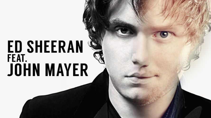 ED SHEERAN pop r-b folk hip hop acoustic singer indie 1sheeran john mayer poster wallpaper
