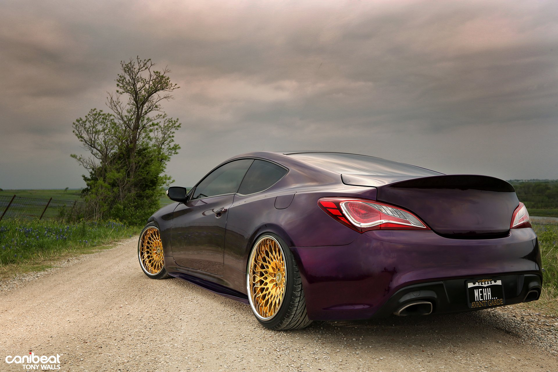 hyundai genesis coupe tuning custom wallpaper 1920x1280. Black Bedroom Furniture Sets. Home Design Ideas