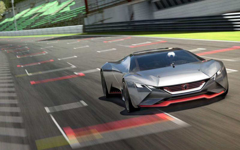 Peugeot Vision Gran-Turismo - Gran Turismo 6 wallpaper