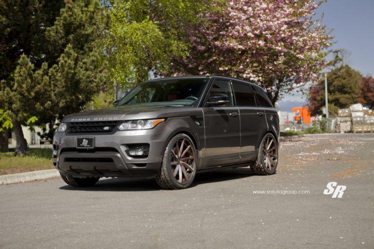 Range Rover sport pur wheels tuning wallpaper