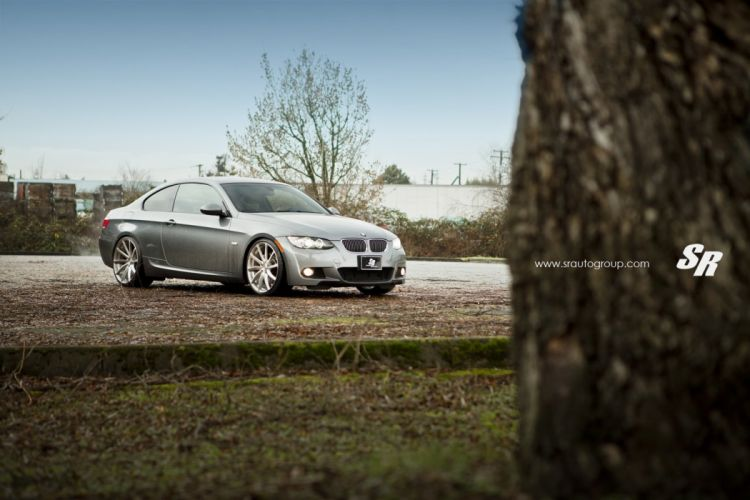 bmw 335i coupe pur wheels tuning cars wallpaper