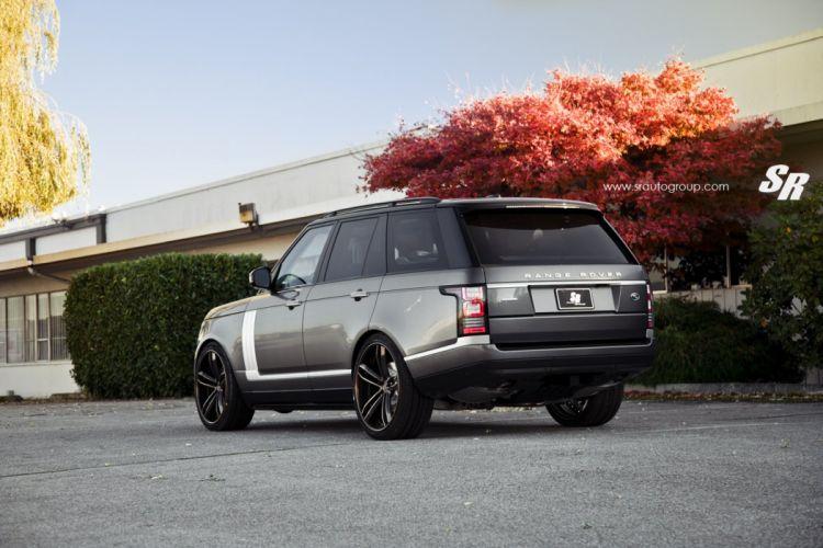 range rover vogue pur wheels tuning cars wallpaper