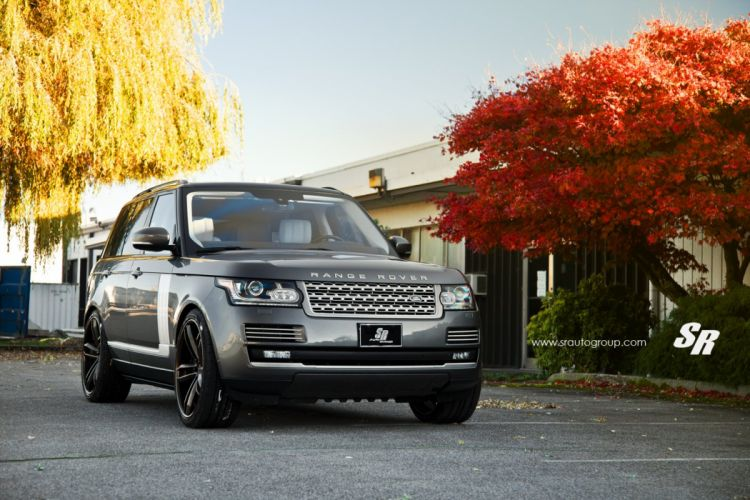 range rover vogue pur wheels tuning cars wallpaper