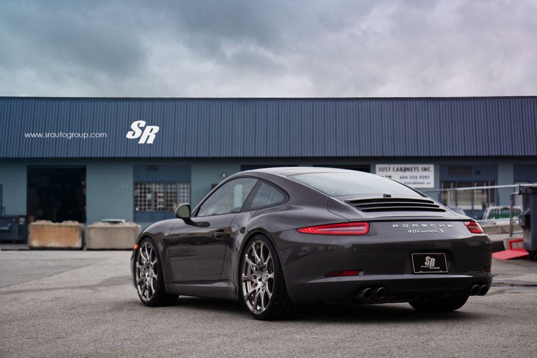 porsche 911 carrera pur wheels tuning cars wallpaper