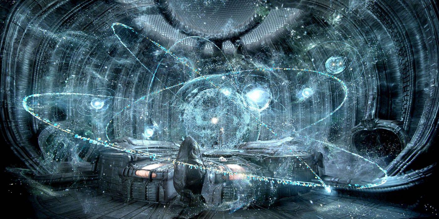 prometheus pelicula ciencia ficciom wallpaper