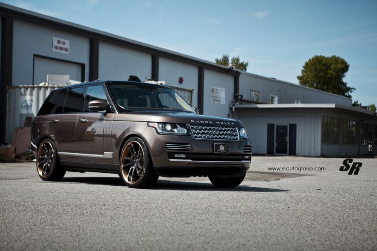 Range Rover Vogue pur wheels cars tuning wallpaper