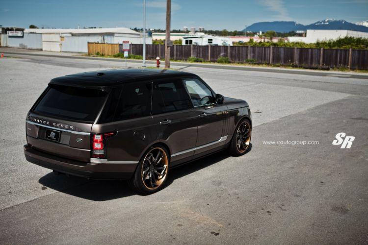 Range Rover Vogue pur wheels cars tuning wallpaper