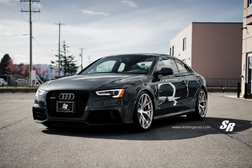 Audi RS5 pur wheels cars tuning wallpaper