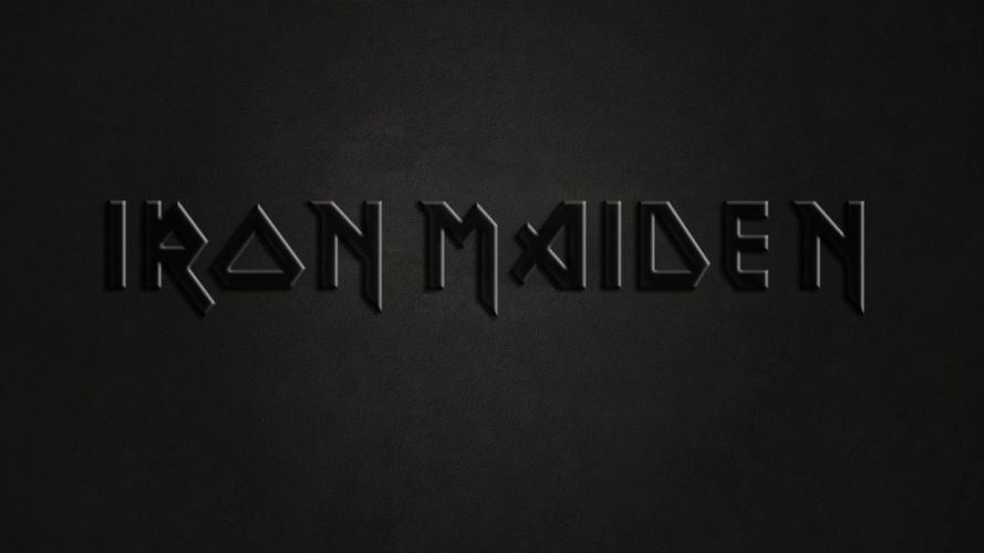 IRON MAIDEN heavy metal power poster wallpaper