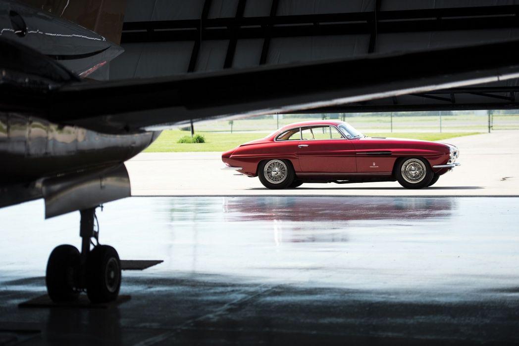 Jaguar XK120 Supersonic Coupe 1952 classic cars Ghia wallpaper